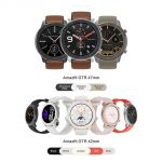 coupon, gearvita, HUAMI AMAZFIT GTR Smartwatch Clear Large Screen 42mm
