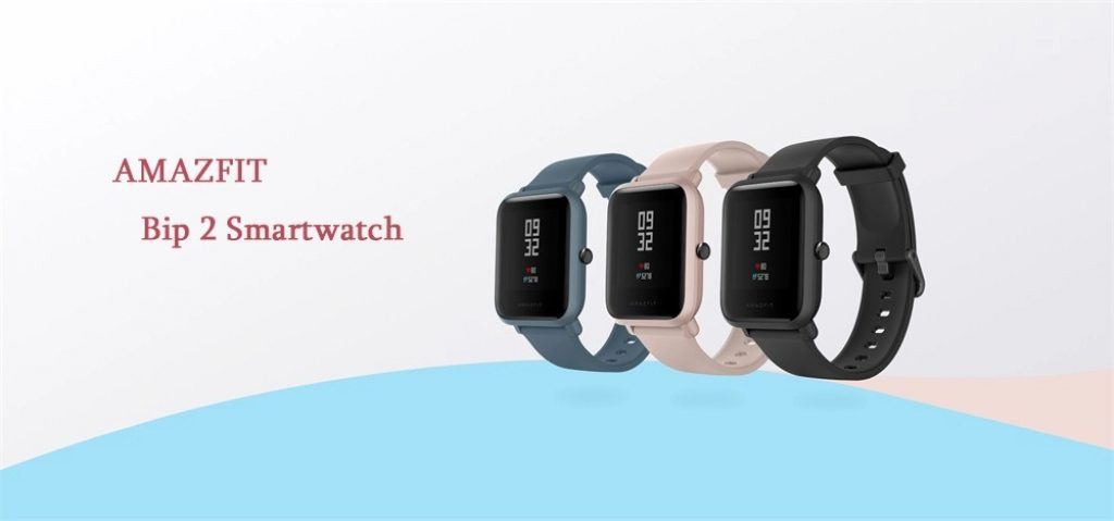 Montre intelligente Huami AMAZFIT Bip Lite 2, coupon, banggood