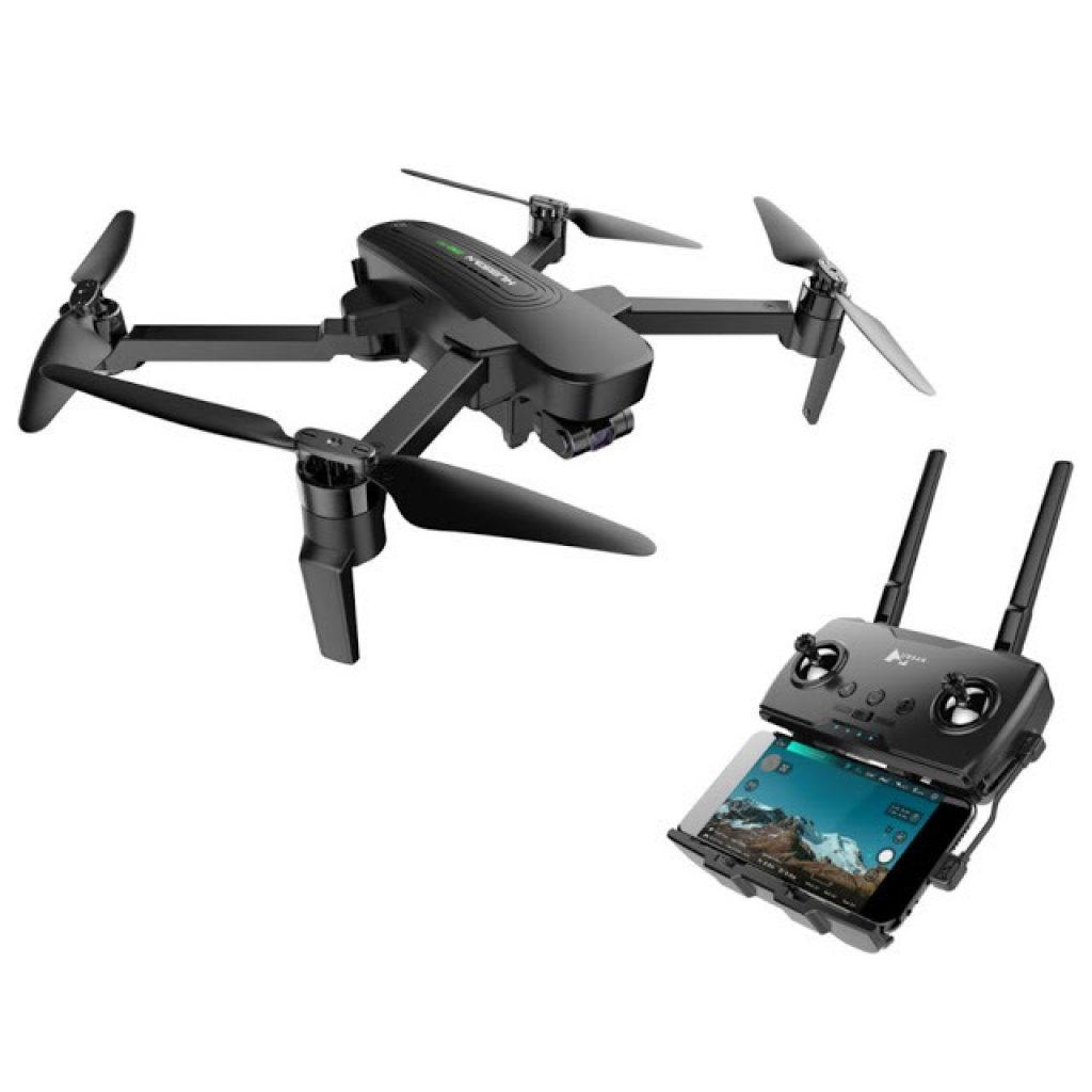 kupón, náramok, Hubsan ZINO PRO GPS 5G WiFi 4KM FPV s 4K UHD kamera 3-osová guľová panoráma RC dron Kvadrokoptéra RTF