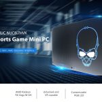 coupon, gearbest, Intel NUC NUC8i7HVK E-sports Game Mini PC