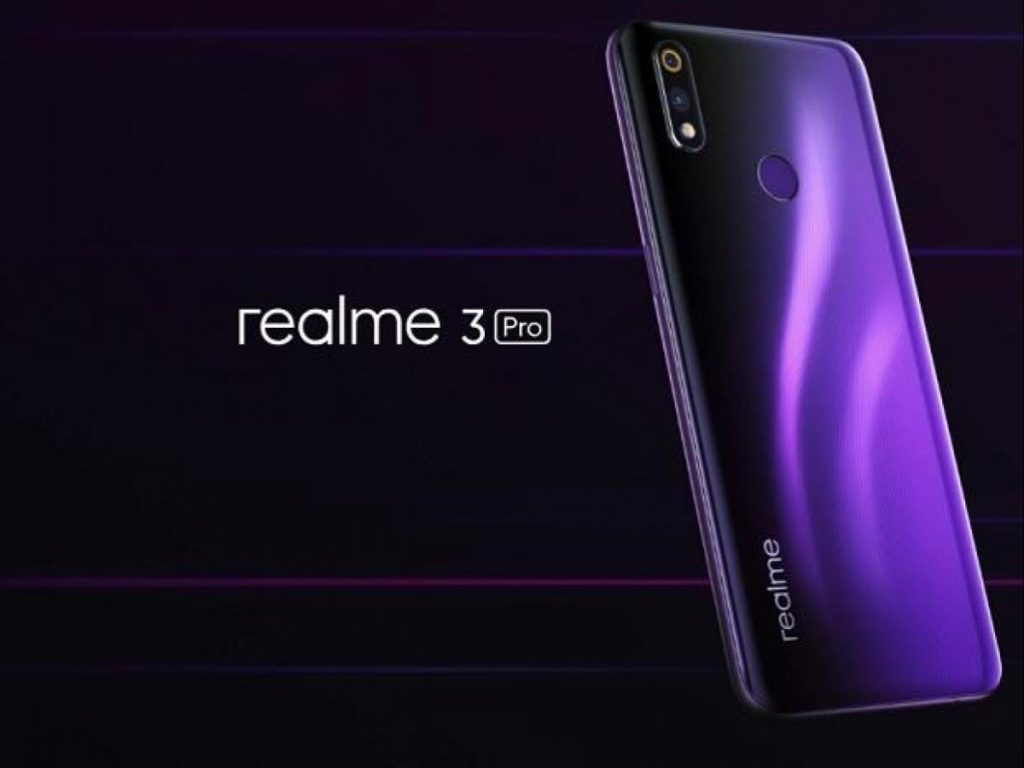 gearbest, coupon, banggood, OPPO Realme 3 Pro Smartphone