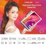 kupong, gearbest, Teclast M30 10.1 inch 4G Phablet Tablet