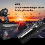 coupon, gearbest, Tecney N2 1080P Infrared Night Vision Driving Recorder