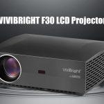 phiếu giảm giá, gearbest, máy chiếu LCD VIVIBRIGHT F30UP