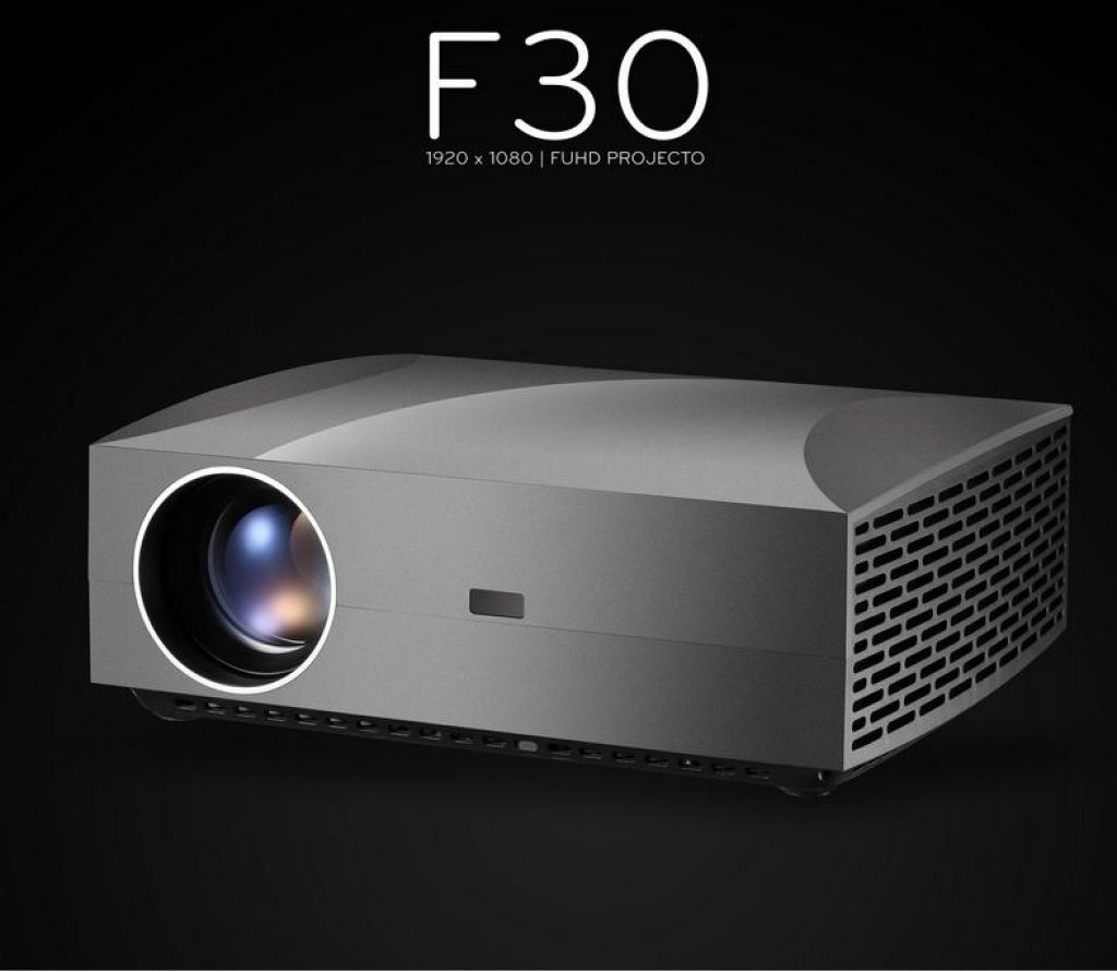 coupon, banggood, ViviBRiGHt F30 Android Projector