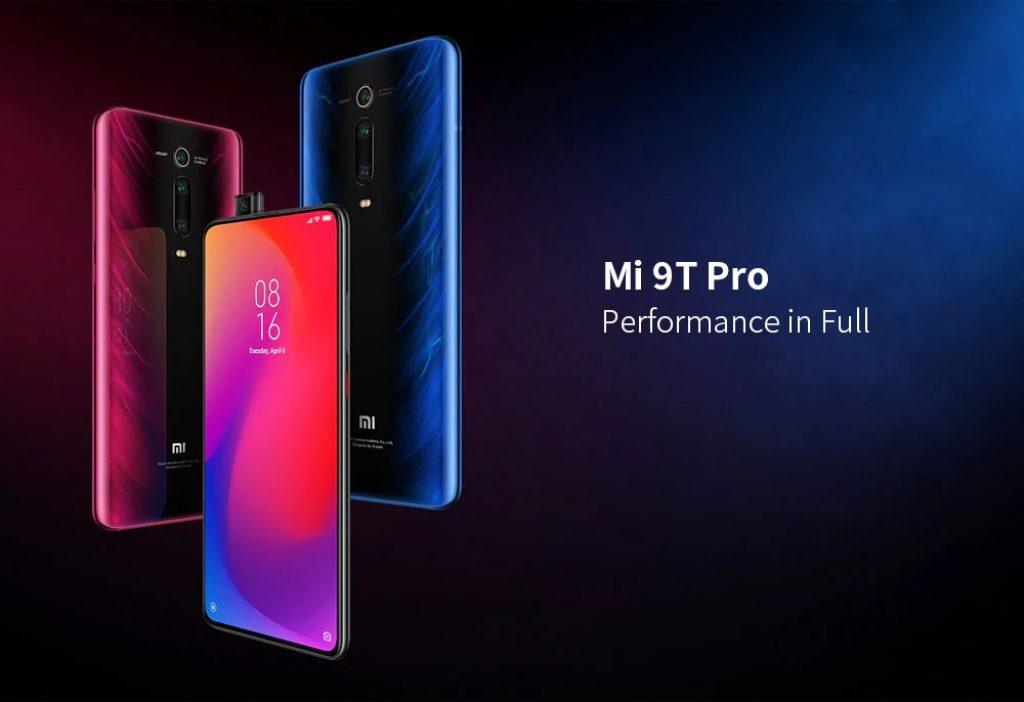 Gearbest, phiếu giảm giá, banggood, Điện thoại thông minh Xiaomi Mi 9T Pro 4G
