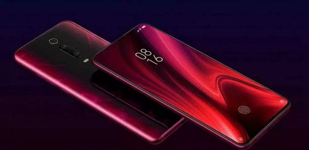 coupon, gearbest, Xiaomi Mi 9T Pro 4G Phablet Smartphone red
