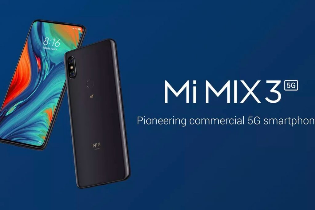 kupon, banggood, Xiaomi Mi MIX 3 5G Smartphone