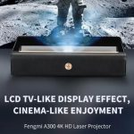 kupon, banggood, Xiaomi WEMAX A300 4K ALPD Ultra Short Throw Laser Projector