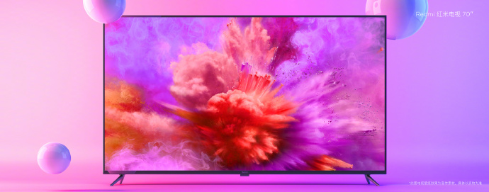 Redmi TV 70-inch