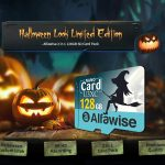 coupon, gearbest, Alfawise Limited Edition Halloween High Speed ​​2 In 1 128GB Micro SD
