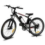 कूपन, गियरबेस्ट, Ancheer 26 इंच व्हील एल्यूमीनियम मिश्र धातु फ्रेम माउंटेन बाइक साइकिल चालन साइकिल