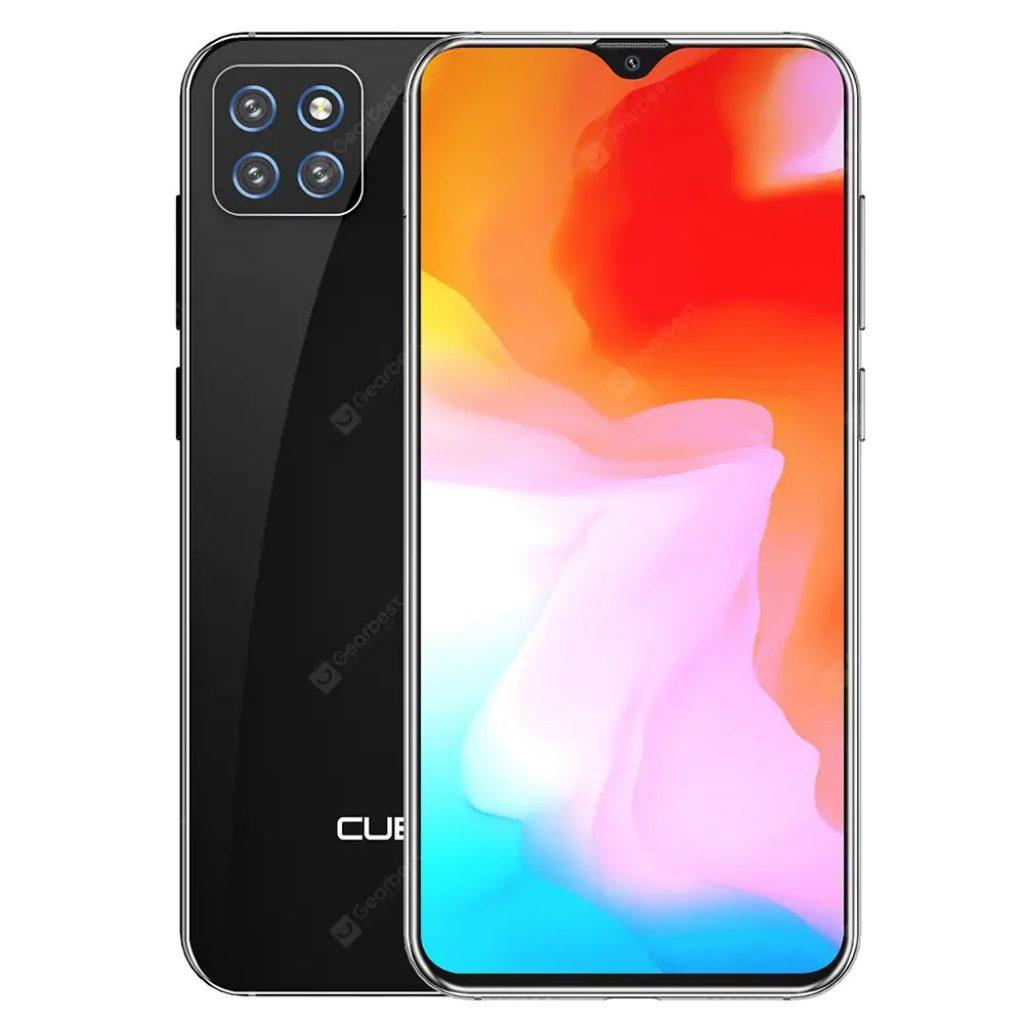 kupón, převodovka, CUBOT X20 Pro 6.3 palcový AI Triple Camera Smartphone