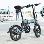 coupon, gearbest, FIIDO D2s Shifting Version Variable speed Folding Moped Electric Bike