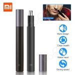 coupon, banggood, HANDX Mini Electric Nose Hair Trimmer HN1 Sharp Blade Body Wash Portable Minimalist Design Waterproof Safe For Family Daily Use from xiaomi youpin