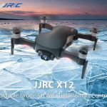 coupon, gearbest, JJRC X12 Foldable Drone
