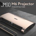 coupon, banggood, projecteur DLP portable JMGO M6