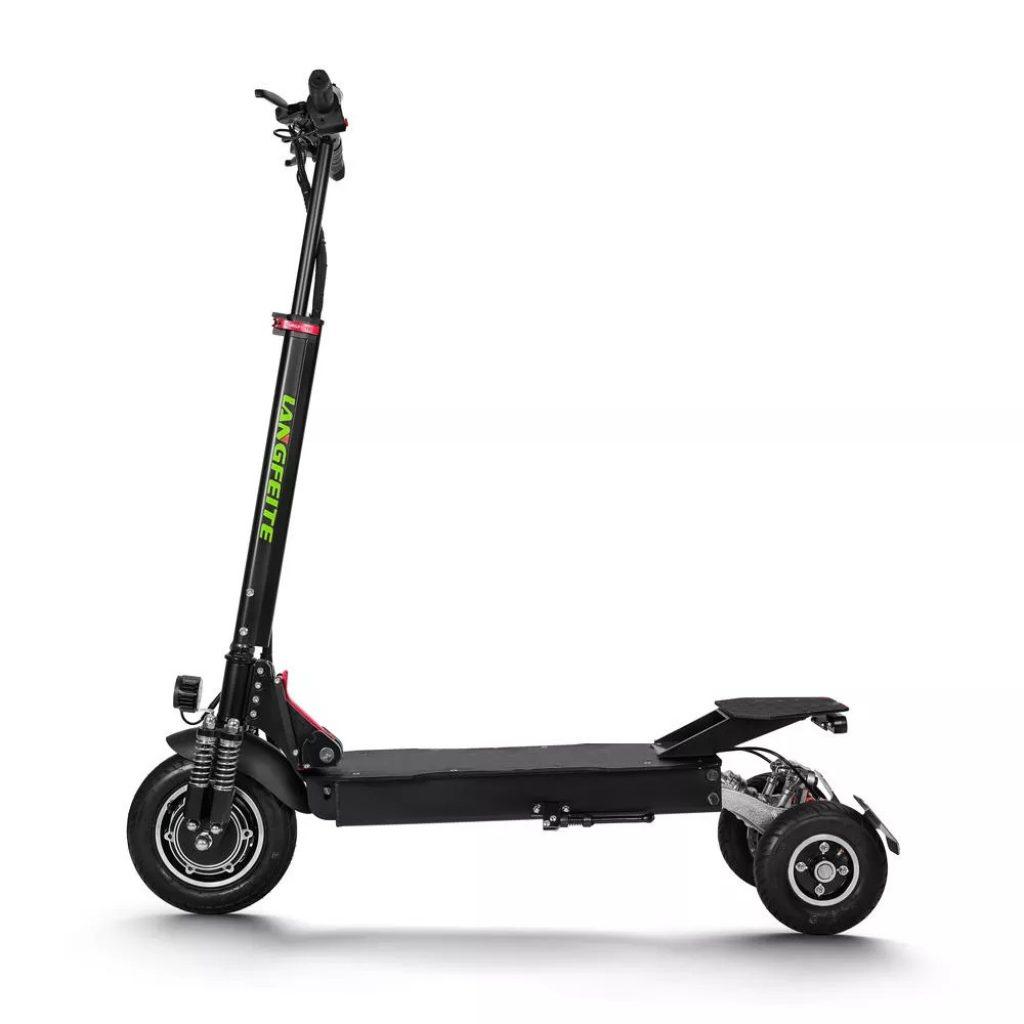 coupon, banggood, LANGFEITE L11 20.8Ah 36V 500W Folding Electric Scooter
