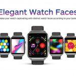 coupon, banggood, LEMFO LEM10 3GB+32GB 1.82' Large Screen 4G Watch Phone GPS+GLONASS 2MP Front Camera 700 Mah Smart Watch