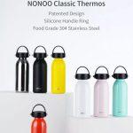 κουπόνι, banggood, NONOO COOL COUP Από ανοξείδωτο χάλυβα 24Hours μόνωση κενού μπουκάλι από Xiaomi Youpin σπίτι μπουκάλι νερό