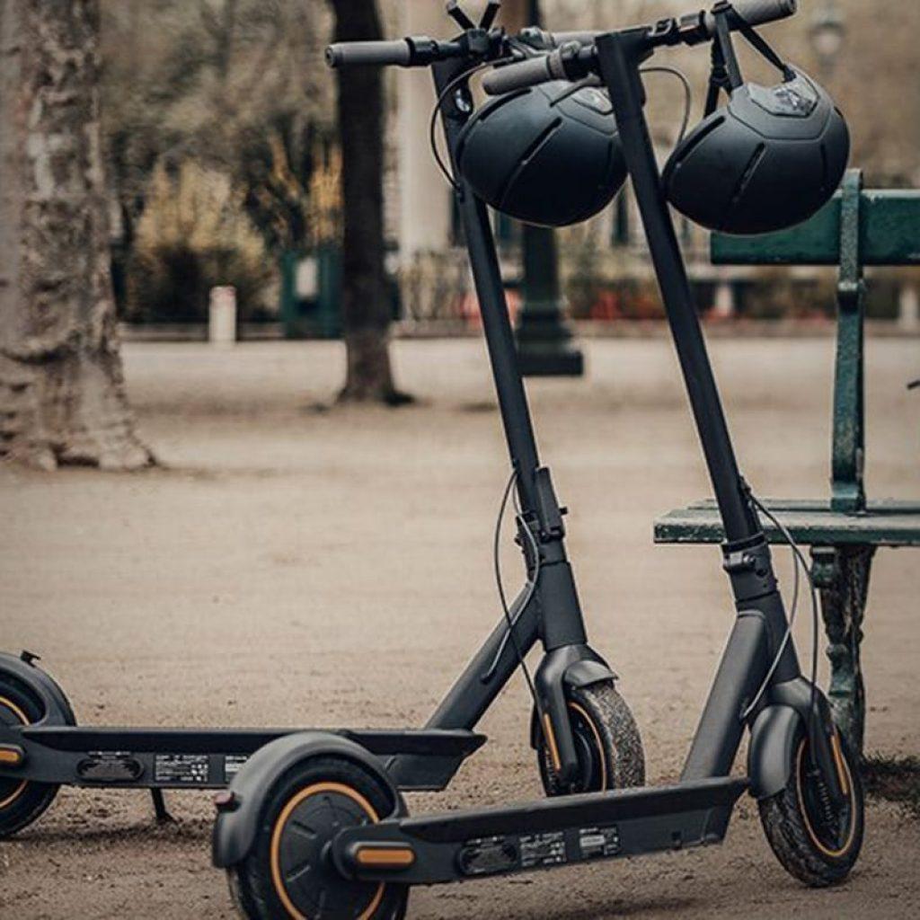 kupón, převodovka, Ninebot Kickscooter MAX Electric Scooter
