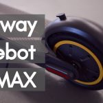 phiếu giảm giá, banggood, Ninebot MAX G30 15.3AH 36V 350W Xe điện