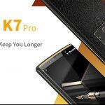 kupon, gearbest, Smartphone Phuklet OUKITEL K7 Pro 4G