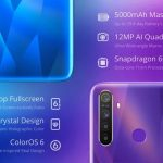 Realme R5 Smartphone, coupon, gearbest