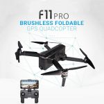 coupon, gearbest, SJRC F11 PRO GPS 5G WiFi Foldable FPV RC Drone Brushless Quadcopter RTF
