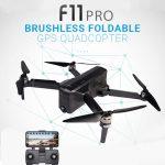 coupon, banggood, SJRC F11 PRO RC Drone Quadcopter