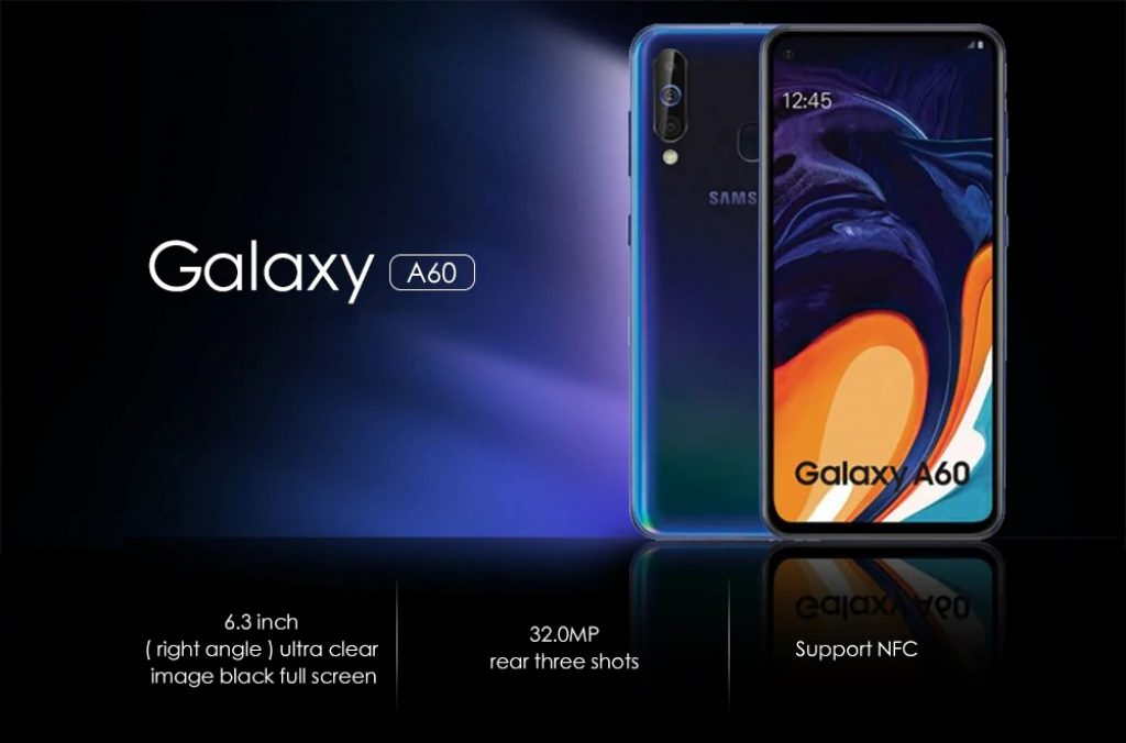 कूपन, गियरबेस्ट, सैमसंग गैलेक्सी A60 4G Phablet स्मार्टफोन