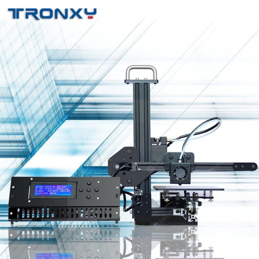 kupon, gearbest, Tronxy X1 3D Yazıcı