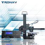 kupón, prevodovka, tlačiareň Tronxy X1 3D