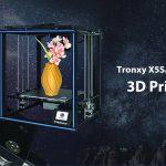 कूपन, गियरबेस्ट, ट्रॉन्क्सी X5SA प्रो न्यू अपग्रेडेड कोरएक्सवाई गाइड रेल FDM 3D प्रिंटर