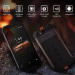 gearbest, kupon, banggood, Ulefone Armor 3W 5.7 Inch NFC IP68 IP69K Vandtæt 6GB 64GB 10300mAh Helio P70 Octa core 4G Smartphone