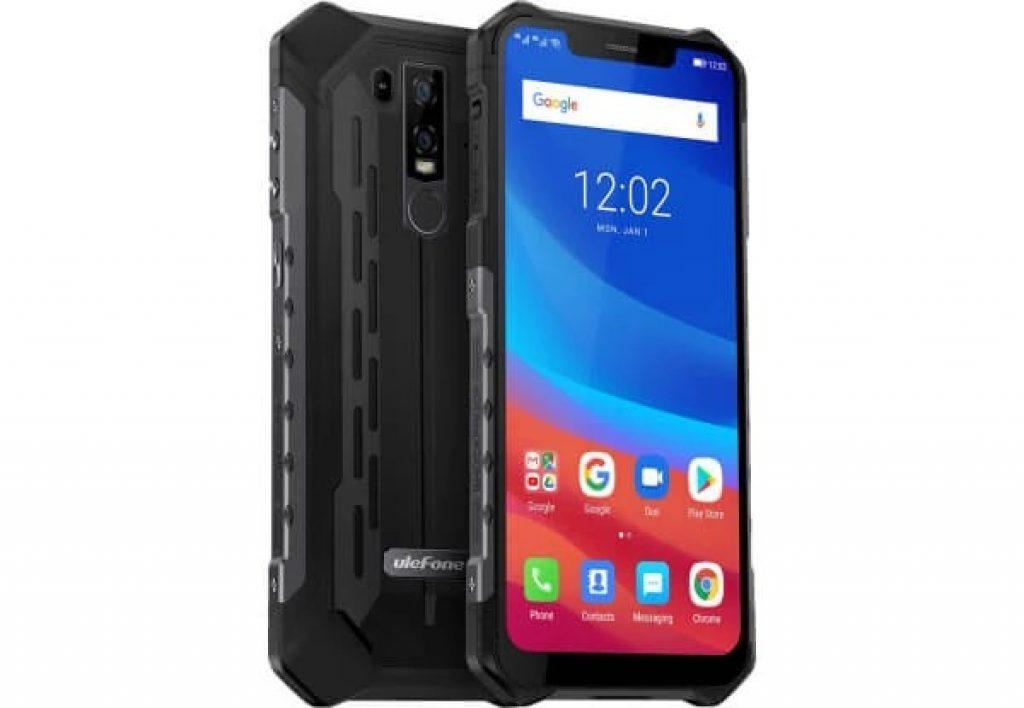 kupón, náramok, smartfón Ulefone Armor 6S