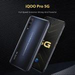 Phiếu giảm giá, gearbest, Vivo iQOO Pro 5G Phablet Smartphone