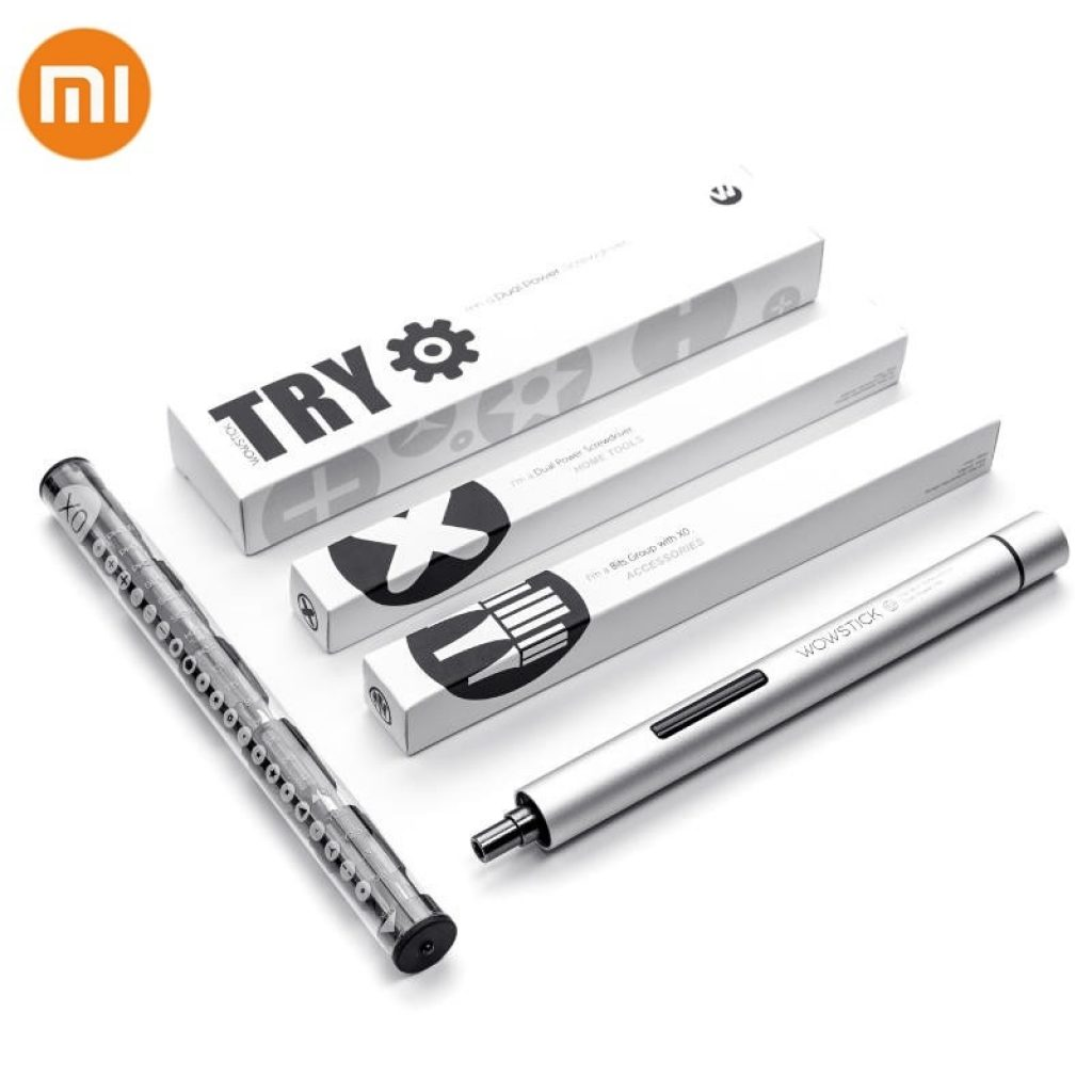 coupon, banggood, Wowstick TRY Electric Screw Driver Cordless Power Screwdriver Repair Tool from Xiaomi youpin