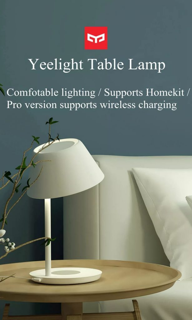 coupon, banggood, Yeelight YLCT02YL 6W Desk Lamp