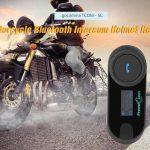 coupon, gearbest, gocomma TCOM - SC Motorcycle Intercom Helmet Headset