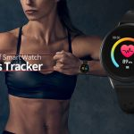 קופון, gearbest, Bilikay SN58 עמיד למים Bluetooth Smart Tracker Fitness