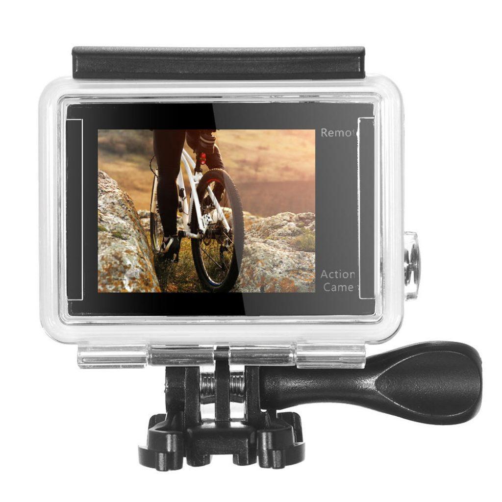 कूपन, धमाकेदार, EKEN H9 प्रो वाईफ़ाई एक्शन स्पोर्ट कैमरा अल्ट्रा HD 4K स्पोर्ट DV 2.4 रिमोट कंट्रोलर