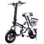 kupon, gearbest, ENGWE eBike 250W Sepeda Listrik Lipat Mini dengan 36V8Ah Baterai Lithium dan Rem Cakram