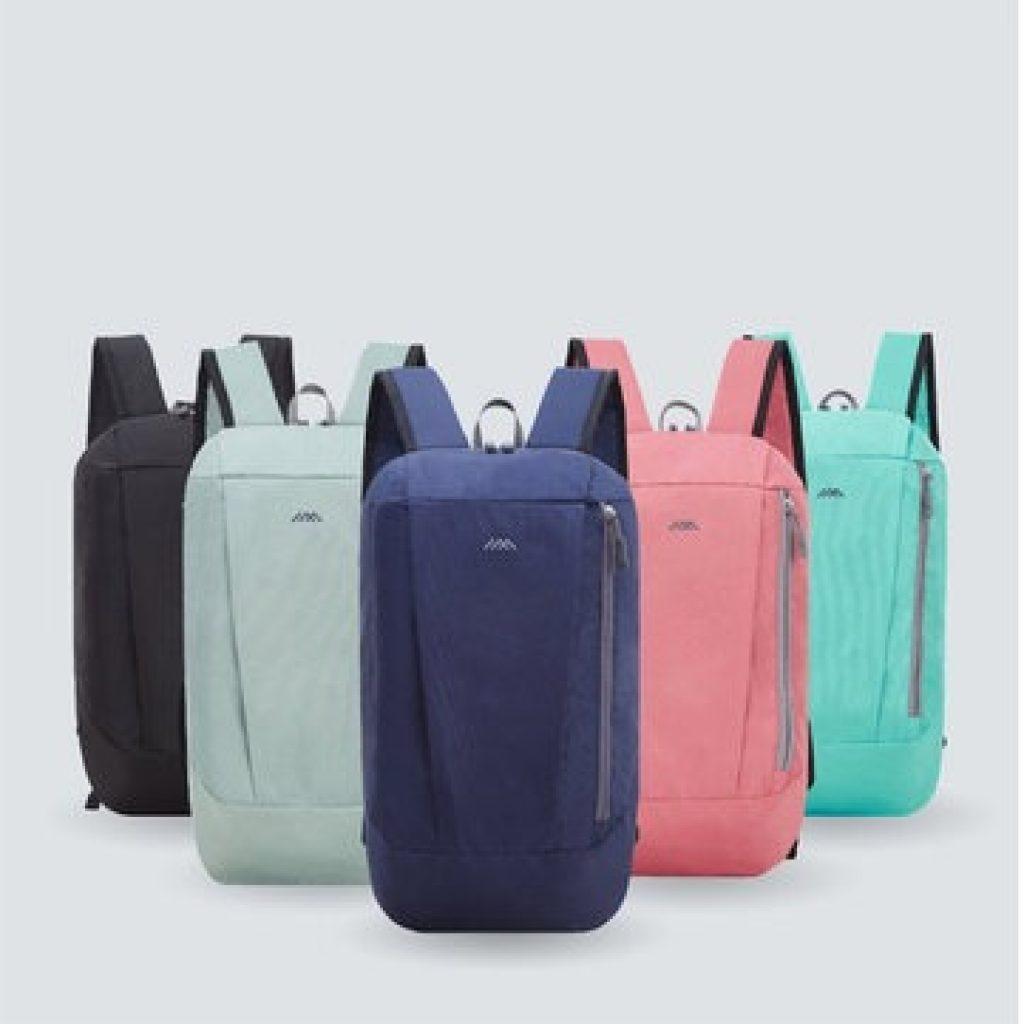 coupon, banggood, Extrek 13L Folding Backpack Waterproof Camping Travel Bag Men Women Sports Bag from xiaomi youpin