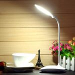 coupon, banggood, Flexible Rechargeable Dimmable USB LED Night Light Bedside Desktop Reading Table Lamp