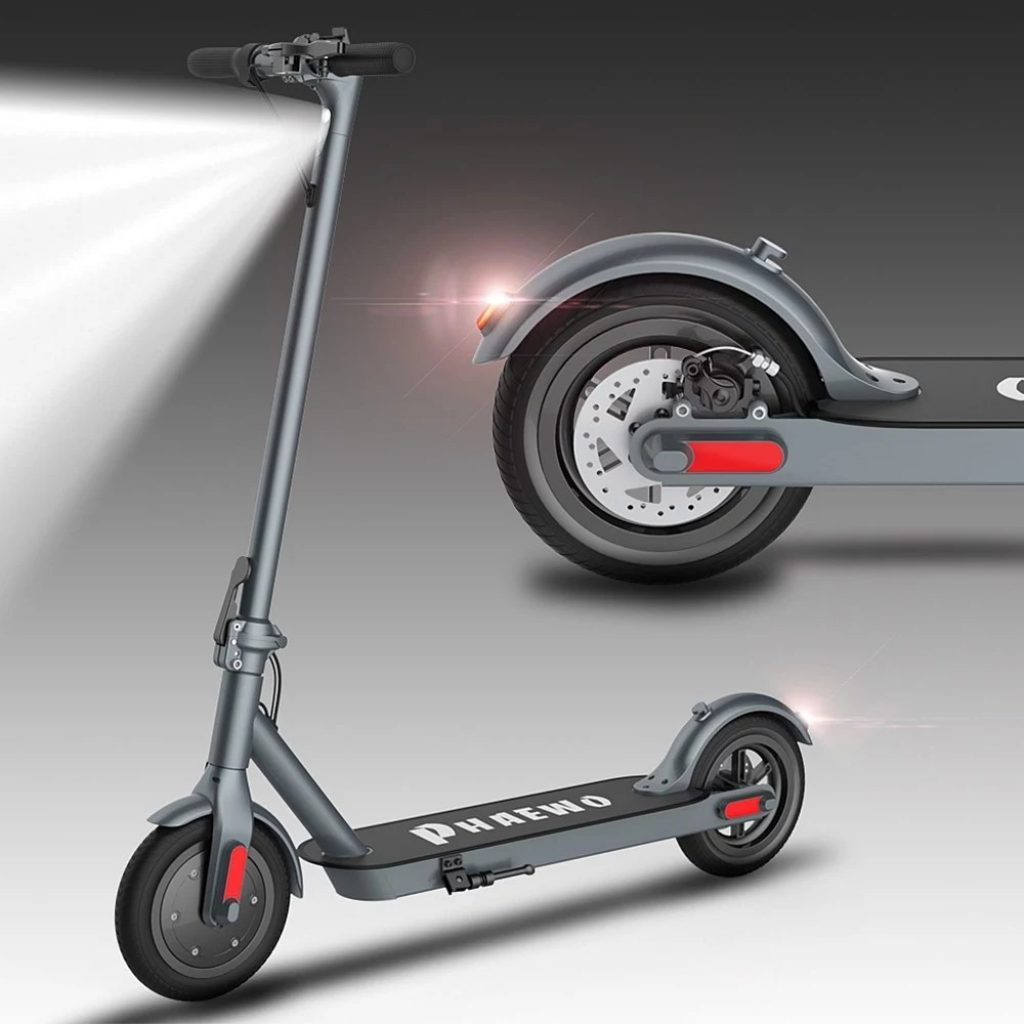 coupon, tomtop, H85B 8.5IN Electric Scooter Foldable Commuting Scooter