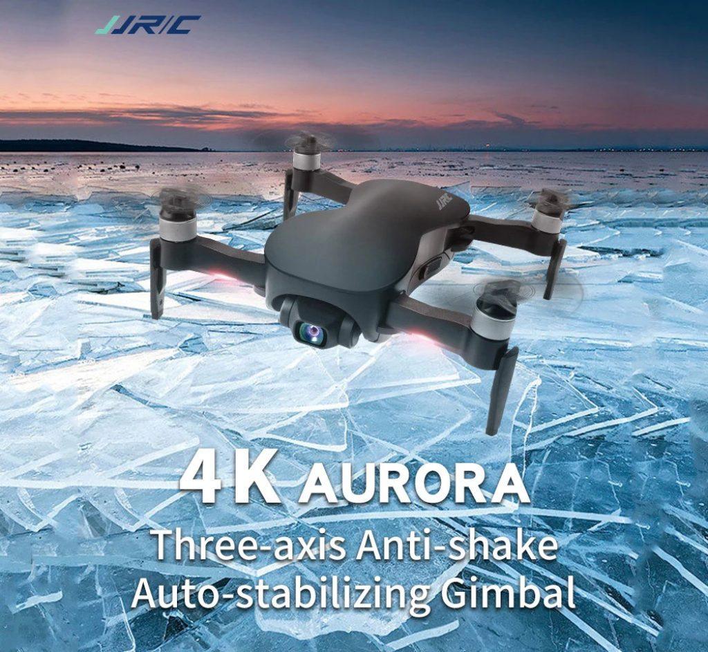 phiếu giảm giá, gearbest, JJRC X12 Drone Drone 4k