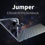 coupon, gearbest, Jumper EZbook X3 Pro Notebook 13.3 inch Windows 10 OS Ultrabook Laptop