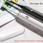 kupón, prevodovka, prenosný univerzálny elektrický kartón na zubnú kefku Cestovný box na zubnú kefku pre Xiaomi