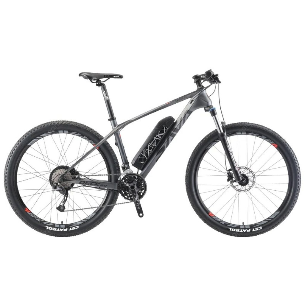 kupón, převodovka, SAVADECK Knight 3.0 Electric Mountain Bike